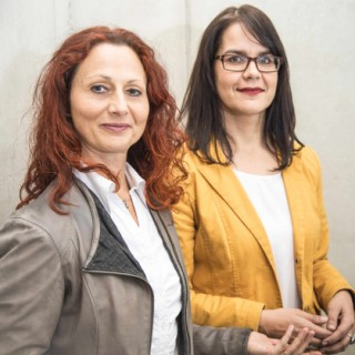 Portraitfoto: Katharina Wiench & Esther Himmen